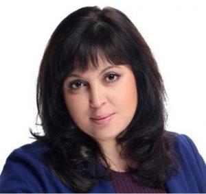 Oksana Blednov - employee benefits expert